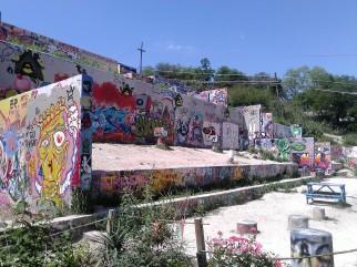 Off The Wall Graffiti | Austin, TX